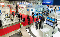 Xylexpo, fair, biennial exhibition of woodworking technology and furniture industry components